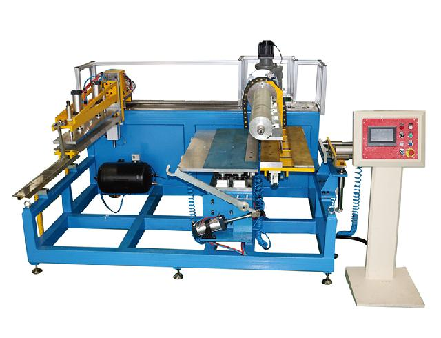 Servo cantilever bending machine