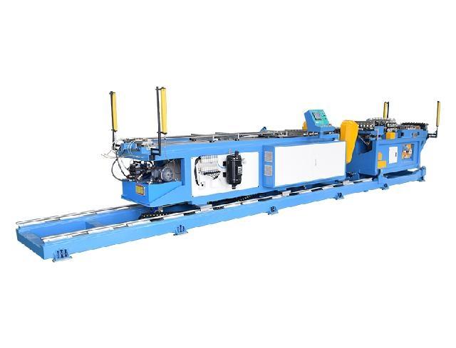 Automatic long U pipe bender